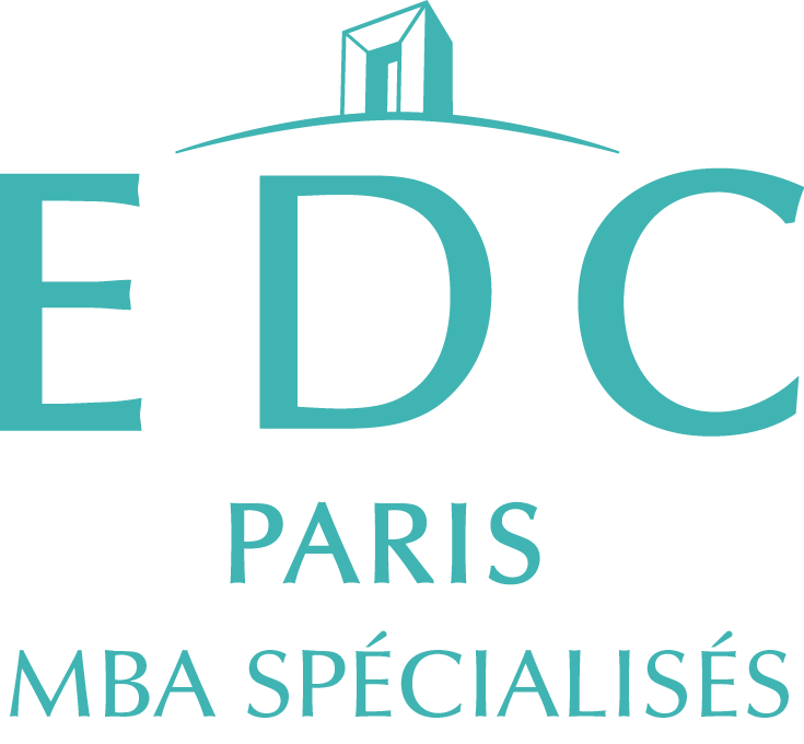 Logo de EDC Paris