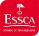 Logo de ESSCA, School of Management Bordeaux