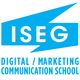 Logo de ISEG Marketing-Communication-Digital School