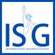Logo de ISG International Business School