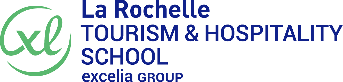 Logo de La Rochelle Tourism and Hospitality School
