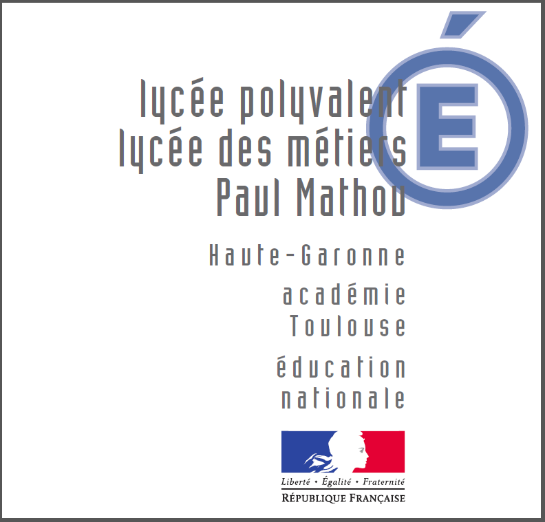 Logo de Lycee Paul Mathou