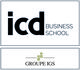Logo de ICD, Business School