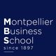 Logo de montpellier business school