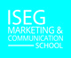 Logo de ISEG marketing & Communication School