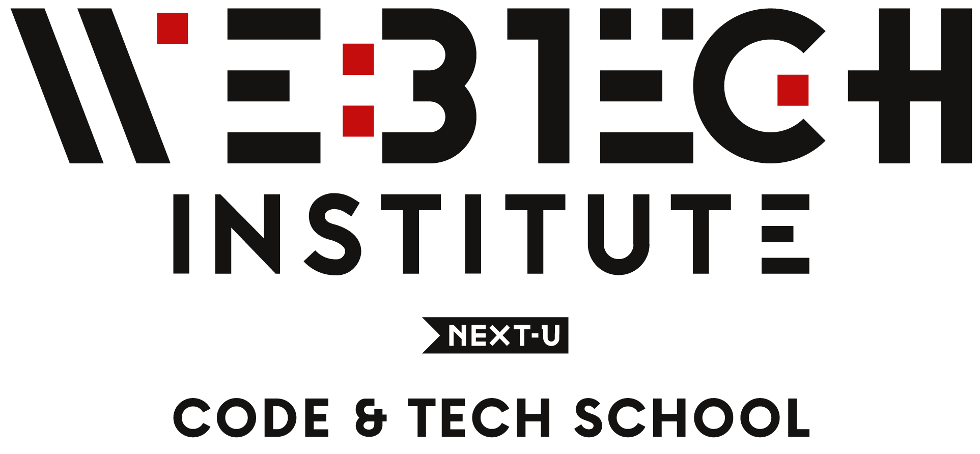 Logo de WebTech Institute, Code & Tech