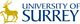 Logo de University of Surrey