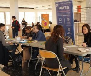 """Recherche d'emploi: lesétudiants handicapés apprennent à""""sevendre"""""""
