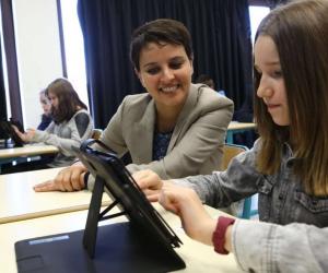 """Plan numérique : votre collège est-il """"connecté"""" ?"""