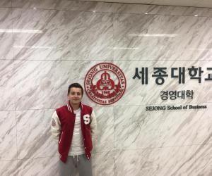 Ma vie d'étudiant en Corée duSud: un choc culturel pourElliott