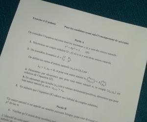 Bac S 2018 : le ministère répond à votre pétition sur l'épreuve de maths