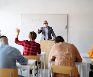 Les cours reprendront début janvier en présentiel pour les étudiants