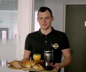 """Antonin, 20 ans : """"Après avoir testé le marché, nous allons monter notrestart-up"""""""