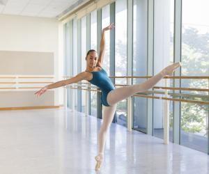 À 14 ans, la Martiniquaise Loryna Maillet danse auSanFrancisco Ballet