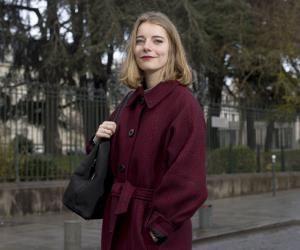 """Anne-Lise, en L2 à Rennes 1 : """"La fac, c'est le lieu idéal pourlancer des initiatives"""""""