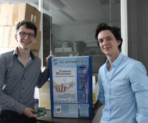Ces jeunes entrepreneurs recyclent les centimes