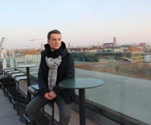Ma vie d'étudiant à Munich : Augustin trinque un peu et apprend énormément