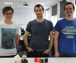 Ces étudiants font le buzz en inventant de quoi géolocaliser des objets