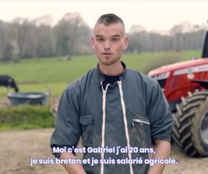 VIDEO. Découvrez le métier de salarié agricole dans une exploitation laitière