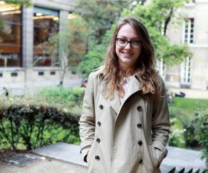 """Coline, en première année à Sciences po Paris : """"Mon travail régulier en terminale L m'a dispensée des épreuves écrites à Paris !"""""""