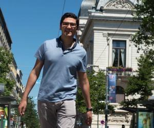 Étudier à Saint-Étienne : les avantages selon Alexandre