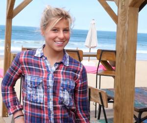 À 14 ans, Jade Magnien est un espoir du surf français