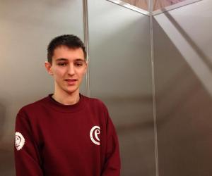 """Clément, en Master Web-marketing à l'ESCEN : """"Ma formation est vraiment un parcours Web, pas une option"""""""
