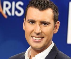 """Thomas Joubert, présentateur surBFM Paris: """"Ensport, ilm'arrivait demeplanquer derrière lesarbres"""""""