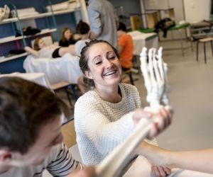 Au cœur de l'IFMK de Rouen : des études de kiné prises à bras-le-corps