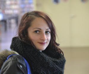 Ma vie d'étudiante à l'université de Toulon : Coralie, l'anglais en première ligne