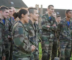 S'engager dans l'armée de Terre, c'est gratifiant !