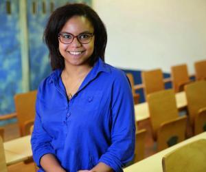 Apprentissage à l'étranger : le témoignage de Préscilla, 22 ans, assistante chef de projet marketing