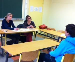 Soutenance de stage : Le jour de l'oral