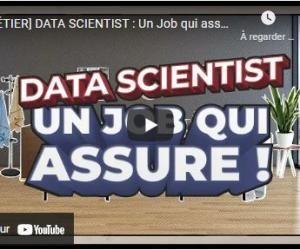 Métiers de l'assurance : Data scientist