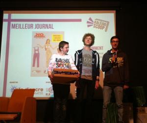 Ces jeunes écrivent dans le meilleur journal lycéen de France