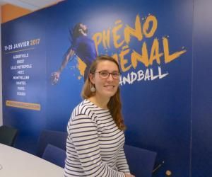 Comment j'ai été recrutée pour le Mondial de handball 2017