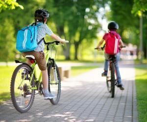 Des collèges s'engagent dans un programme d'écomobilité scolaire