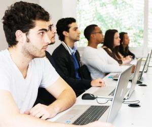 À L'ECITV, les étudiants valorisent leurs compétences grâce à la pédagogie par projet