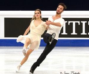 Ces deux étudiants sont champions du monde de danse sur glace