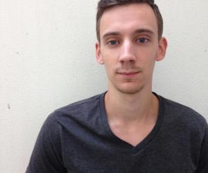 Ce jeune journaliste a remporté le prix de l'information sociale 2015