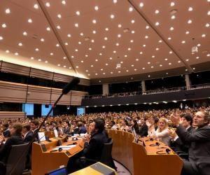 Europe : des étudiants dans la peau des parlementaires