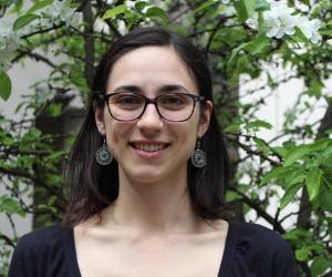 Cette jeune diplômée porte la voix des Jeunes Écologistes