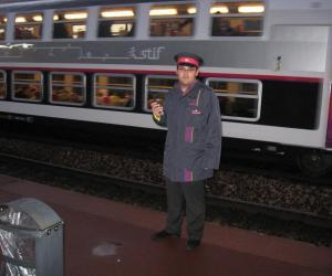Ingénieurs et scientifiques à la SNCF : Michaël, 31 ans, chef d'équipe d'agents commerciaux