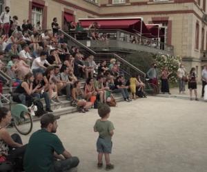 La Cité internationale universitaire de Paris reprend vie après la crise sanitaire
