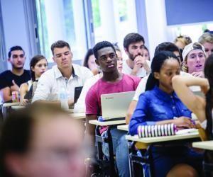 Classement 2016-2017 des écoles de commerce postbac: letop 10 pour côtoyer des étudiants étrangers