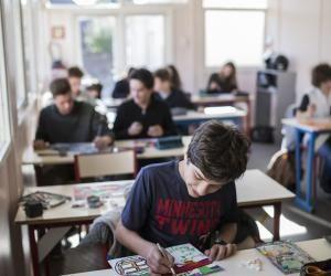 Réussir autrement au lycée Montessori à Bailly