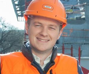 Devenir ingénieur : Tristan, ingénieur travaux à Bouygues Construction