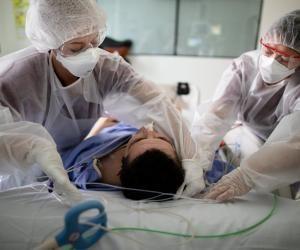 Crise sanitaire : une indemnité exceptionnelle versée aux étudiants infirmiers mobilisés