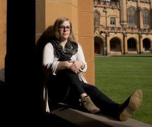 Ma vie d'étudiante à Sydney : Claire, en 3e année de double licence à Tours
