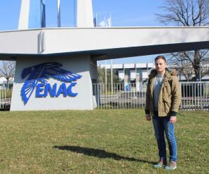 Ma vie d'étudiant à l'ENAC : Jonas vise plus haut